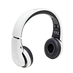 Bluetooth 3.0 Sound Headphone with Built-In Microphone with Optional Wired Mode