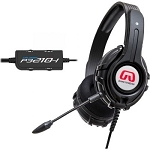 Cruiser P3210-I BASS QUAKE Gaming Headset with Detachable Boom Mic for PS3 Console