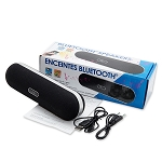 Bluetooth 2.1 Wireless Cylinder Stereo Speaker with NFC