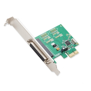 1 Port Parallel DB25 PCI-e x1 Card
