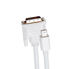 9 ft Mini DisplayPort 1.2 to DVI-D DL Cable