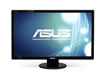 Refurbished ASUS VE278Q 27-Inch Full-HD LED Monitor with Integrated Speakers. True-to-life Pictures Powered by LED