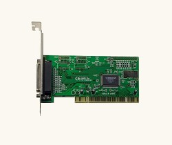1 Port Parallel DB25 PCI 32 Bit Card